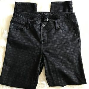 Torrid plaid Jeans